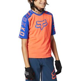 Fox Ranger Dri-Release SS Jersey Youth, pomarańczowy